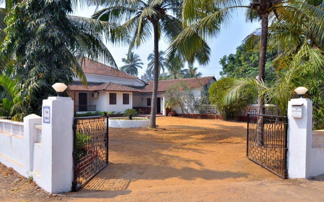 Calangute Villa
